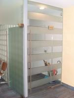 стъклени врати по поръчка 1408-3577