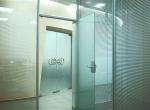 модерна стъклена врата 1418-3577