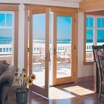 стъклена врата по поръчка 1474-3577