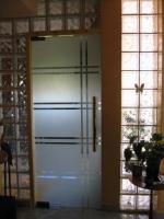 стъклена врата 1483-3577