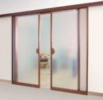 плъзгаща стъклена врата по поръчка
