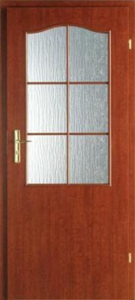 Интериорна декорна врата
