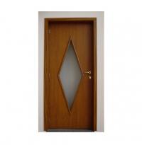 Pvc врата Авангард със стъкло