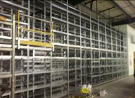 Рафтове и стелажи за складово обзавеждане