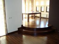 Масивен дървен паркет - цвят Мока
