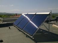 Вакуумни соларни колектори - 2.06 м2