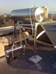 Соларна система за гореща вода - 209 л