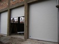 Промишлена ролетна врата
