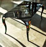 Дизайнерска маса на Паоло Верниер 20350-2827