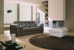 двуместна луксозна мека мебел
