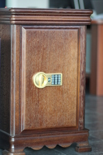 Уникални  сейфове за магазин за часовници