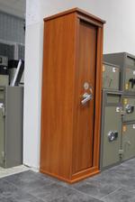 Изработка на метални оръжейни сейфове за 11 пушки