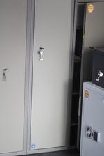 Метален сейф за 2 пушки по поръчка