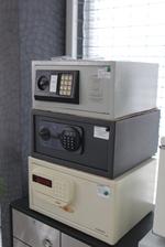 Проектиране и изработка на сейф за кабинети