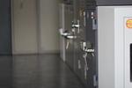 Дизайнерски сейф за вграждане за офис