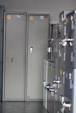 Метални оръжейни сейфове за 7 пушки