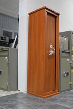 Изработка на оръжейни сейф за 7 пушки