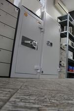 Дизайнерски работни железни сейфове