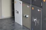 малък сейф с уникален дизайн