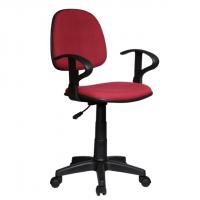 Работен офис стол бордо дамаска