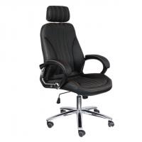 Стол за директор в черно