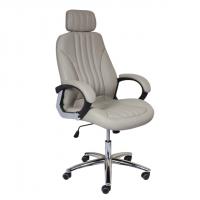Стол за директор в сив цвят