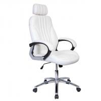 Стол за директор в бяло