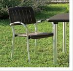 Здрави метални столове за бар