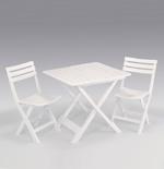 Столове от пластмаса за Вашата градина
