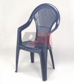 Градински стифиращи се столове пластмаса за
