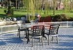 Пластмасови комплекти маси и столове за градини