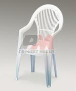 Пластмасови стифиращи столове с разнообразни размери плот