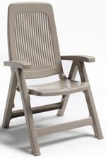 Пластмасови сгъваеми столове с разнообразни размери плот