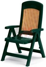 Цветни сгъваеми столове с разнообразни размери