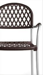 Стол от метал за дома,заведението,басейна,градината