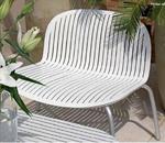 Външни алуминиеви столове за бар
