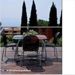 метален стол за външно и вътрешно ползване в бар