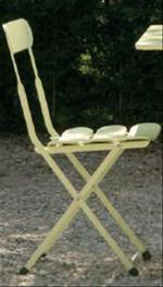 Метални столове с различни визии