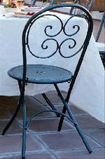 Метални столове