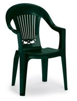 Столове за басейн с различни цветове пластмаса