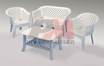 Пластмасови дизайнерски бар столове за открито