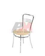 Маси от алуминий и скъпи столове