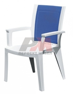 Устойчиви бар столове от пластмаса