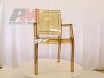 Градински пластмасови столове за заведение
