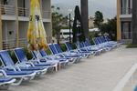 Рекламни чадъри за басейн