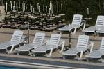 Шезлонги за хотел за външно ползване