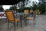 Качествена основа за бар маса за кафене