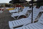 Универсални шезлонги за малък плаж за всесезонно използване