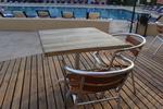 Модерна база за маса за басейн