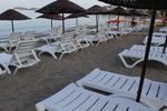 Шезлонг за плажна ивица цени